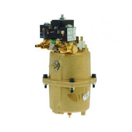 CHAUDIERE COMPLETE 600 C.C. 230V NECTA 0V3680 AVEC BOC 4 ELE - MQN716