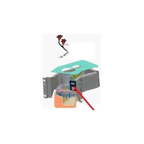 PIASTRA CONNETTORE SGANCIATORE - 56371366