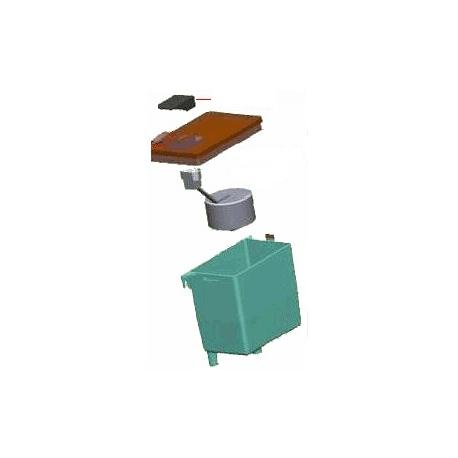 SCHEDINA C/1 MICRO+COPERCH. - 98686261