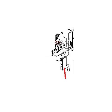 LEVIER MICRO ORIGINE SAECO - FRQ7051