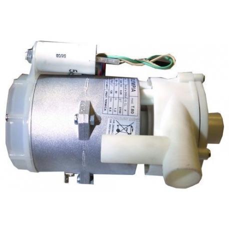 ELECTROPOMPE OLYMPIA T.80 24MM 250W 0.35HP 230V 50HZ 1.2A - RQ308