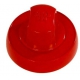 TIQ63947-MANETTE ROUGE 8X6.5 180° ORIGINE BERTOS