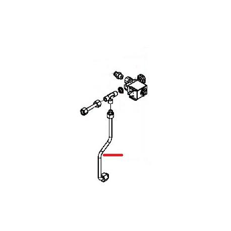 TUBE CHAUDIERE A MELANGEUR ORIGINE SIMONELLI - FQ6112