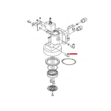 RACCORD EN L 1/8 M ORIGINE SIMONELLI - FQ6252