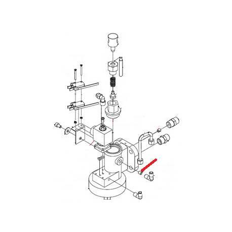 GICLEUR GROUPE M7 DIAM. 1MM ORIGINE SIMONELLI - FQ6265
