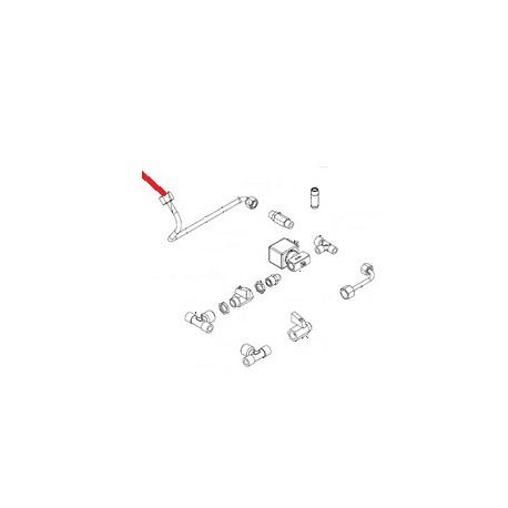 TUBE REMPLISSAGE CHAUDIERE ORIGINE SIMONELLI - FQ6288