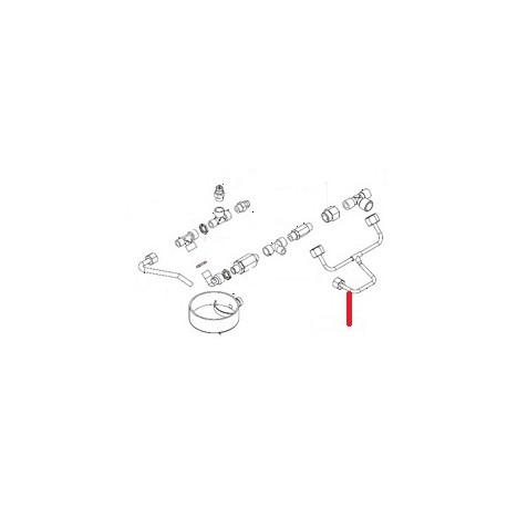 TUBE EN Y ATHENA ORIGINE SIMONELLI - FQ6289