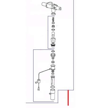 KIT CAPPUCINO COMPLET ORIGINE CARIMALI - PNQ432