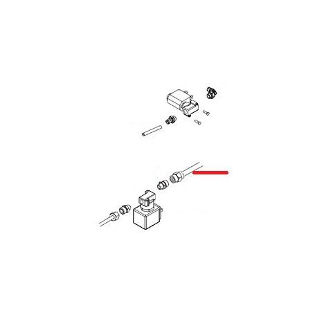 TUBE ALIMENTATION VAPEUR D 2GR ORIGINE SAN REMO - FNAQ236