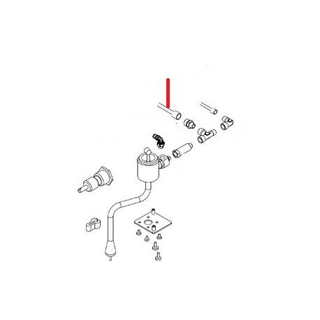 TUBE COLLECTEUR VAPEUR ORIGINE SAN REMO - FNAQ237