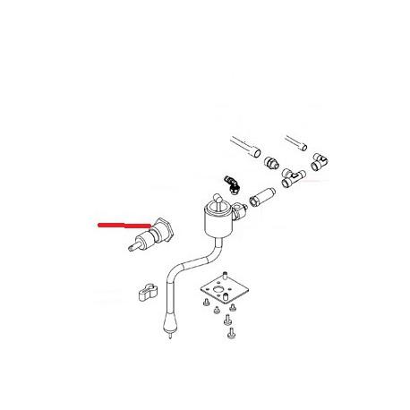RACCORD MANETTE VAPEUR ORIGINE SAN REMO - FNAQ238