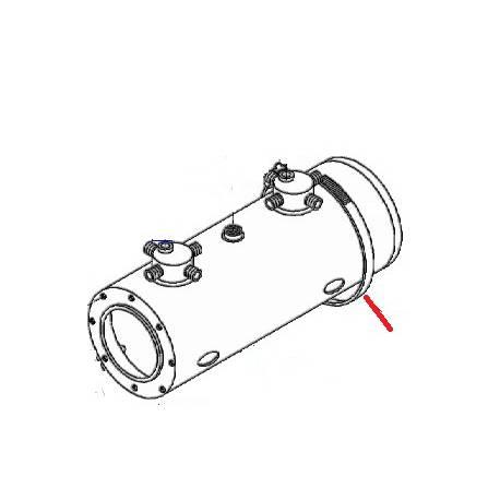 CABLE PLAT CLAVIER EAU 100 ORIGINE SAN MARCO - FZQ6622