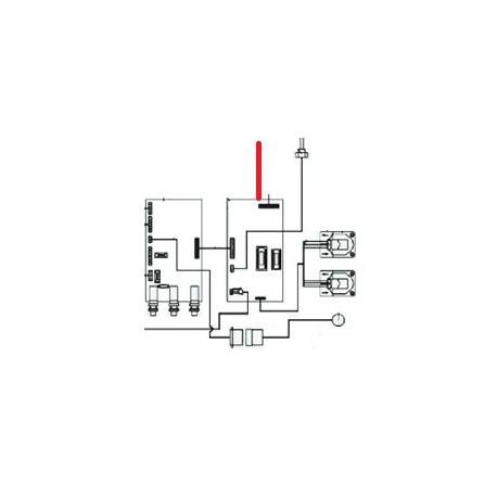 CARTE CONTROLE VIENNA A ORIGINE FUTURMAT - NXQ765