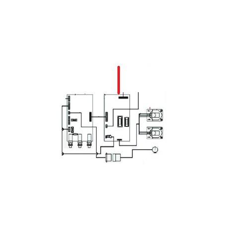 CARTE CONTROLE VIENNA M ORIGINE FUTURMAT - NXQ767