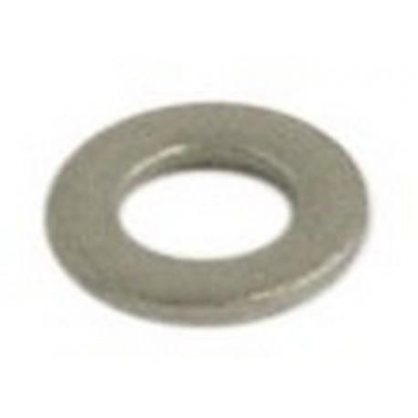 RONDELLE PLATE INOX - TIQ60814