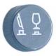 BOUTON GRIS PROGRAMME ORIGINE IME - TIQ60405