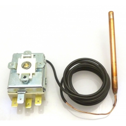 THERMOSTAT DE SECURITE 250V AC TMINI 90°C TMAXI 110°C