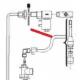 TUBE DEBIMETRE CHAUDIERE 3GR ORIGINE FUTURMAT - NXQ785