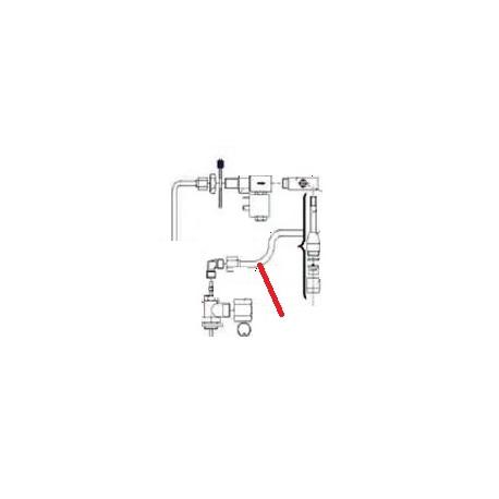 TUBE DEBIMETRE CHAUDIERE 2 GR ORIGINE FUTURMAT - NXQ786