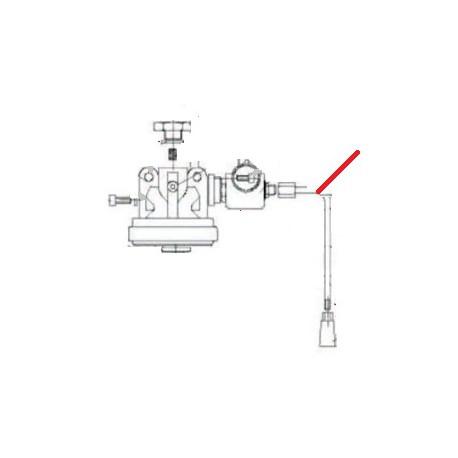 TUBE DECHARGE ELECTROVANNE ORIGINE FUTURMAT - NXQ789