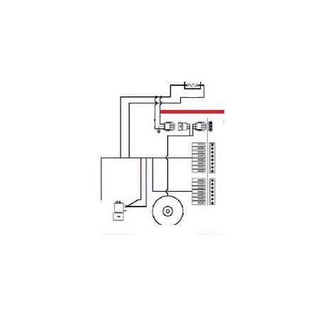 TRANSFORMATEUR 200/230V ORIGINE FUTURMAT - NXQ792