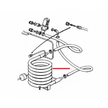 CONDENSEUR A EAU MF/MC - H20/SF500 ORIGINE - FPQ603