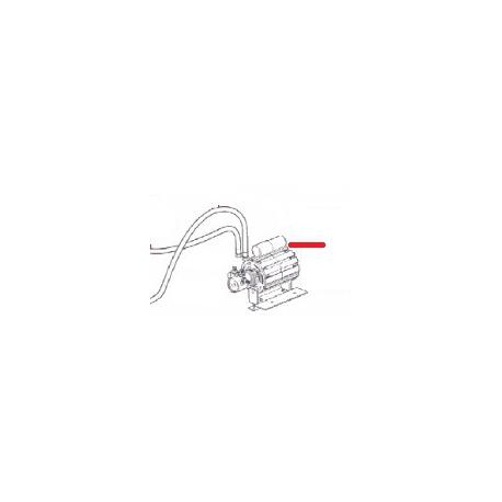 POMPE 100L/H ROTOR FEM. ORIGIN - FCQ628
