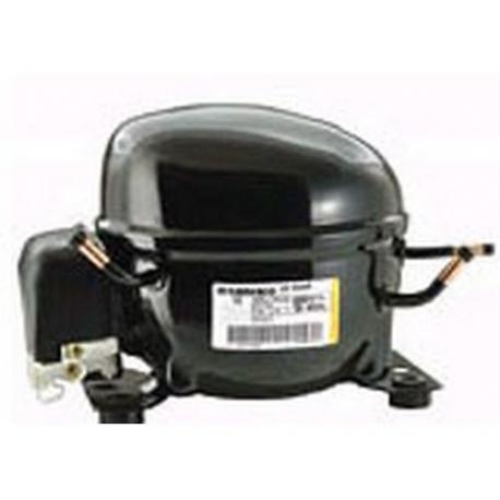 COMPRESSEUR EMBRACO EMT40CLP AU R600A RSCR LBP 1/8HP 7.23CM3 - EVD6588