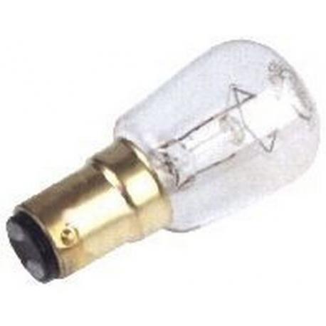 LAMPE MICRO-ONDES B15 T25 - 25W 220V - EVD6651