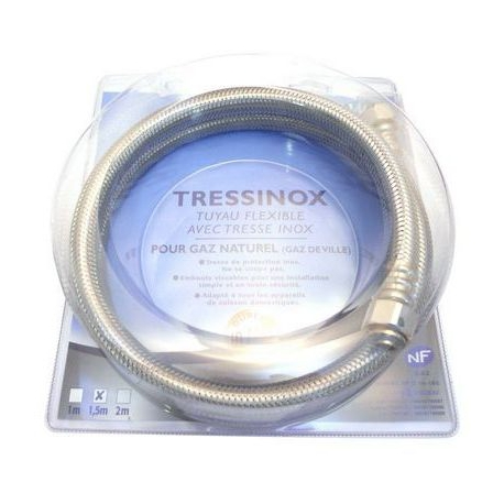 TUYAUX TRESSINOX GAZ NATUREL  - EVD6776