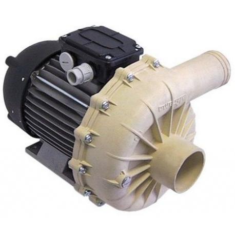 ELECTROPOMPE 750W 1HP 220/400V 50HZ ENTREE 62MM SORTIE 50MM - TIQ61705