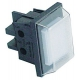 LAMPE TEMOIN BLANC 230V - TIQ61717