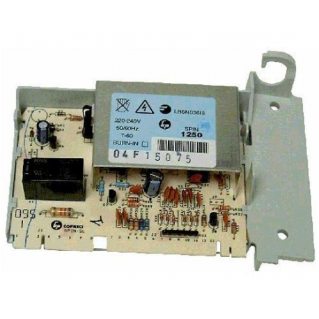 CARTE ELECTRONIQUE LAVE-LINGE - EEV6616