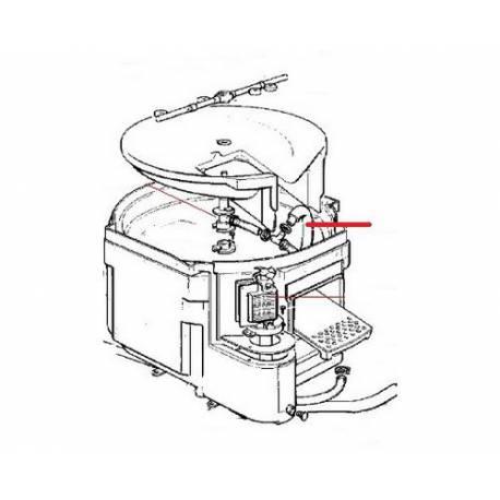 TUBE RAMPE /POMPE AC225 ORIGINE SCODIF - FPQ707