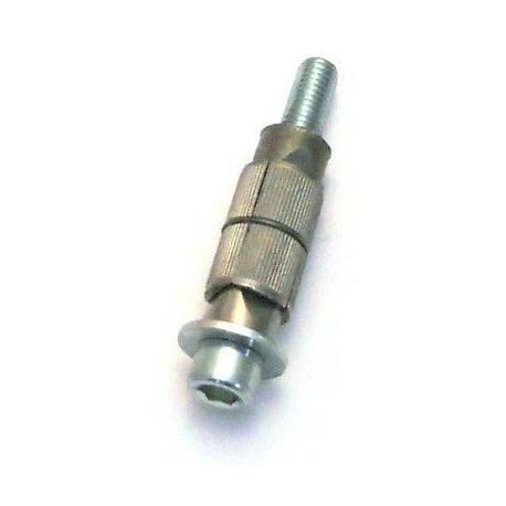 FIXATION METAL POUR TUBE ROND - TIQ65594