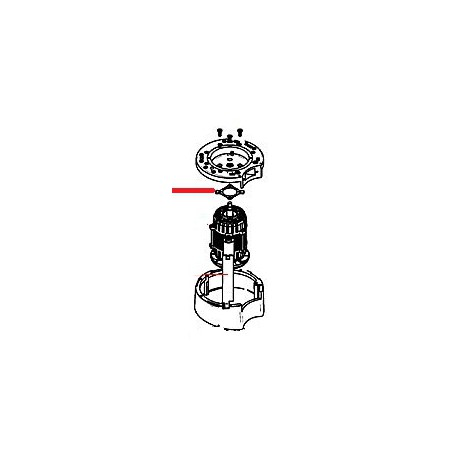 RONDELLE INOX ORIGINE CUNILL - PAQ641