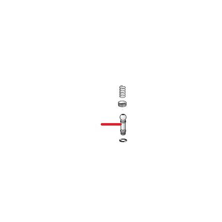 ARTICULATION DISTRI. EAU CHAUD ORIGINE SPAZIALE - FCQ401