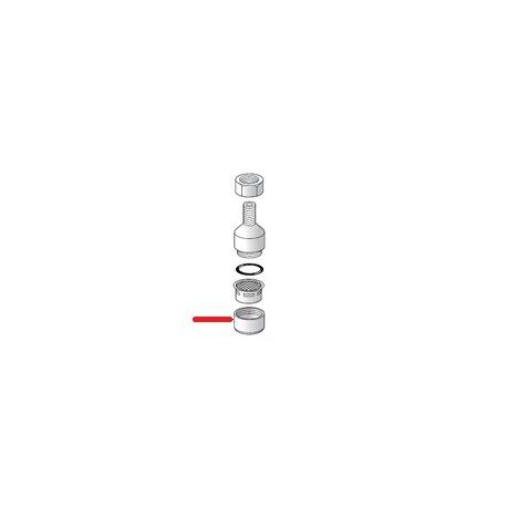 RACCORD CHROME BRISE JET ORIGINE SPAZIALE - FCQ415