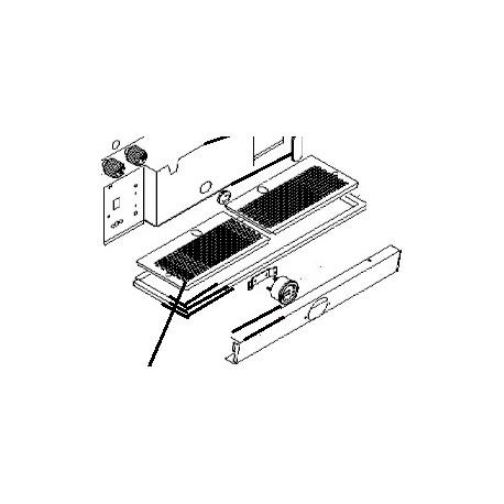 GRILLE BASSIN LISA COMPATA 2GR ORIGINE ASTORIA - NFQ21608556