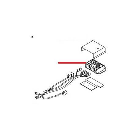 THERMOSTAT 230V RESISTANCE CHAUFFE TASSE ORIGINE ASTORIA - NFQ63545595