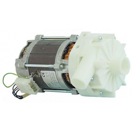 ELECTROPOMPE UP60-442 0.18HP 220/240V 50HZ 0.6A ENTREE 28MM - TIQ61863