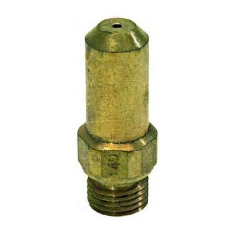 TIQ10626-INJECTEUR GAZ M10X1 í1.25MM ORIGINE