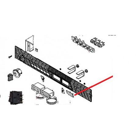 PLAQUETTE LT320 ORIGINE RANCILIO - ENQ906