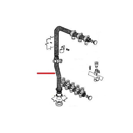 TUBE LAVAGE LS330-340 COMPLET ORIGINE RANCILIO - ENQ141