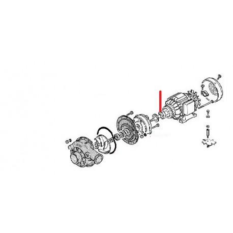 ROULEMENT MOTEUR LS120 ORIGINE RANCILIO - ENQ485