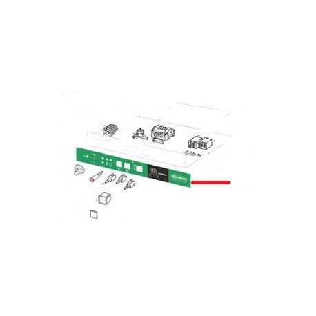 PANNEAU ADHESIF LTB50 ORIGINE RANCILIO - ENQ437