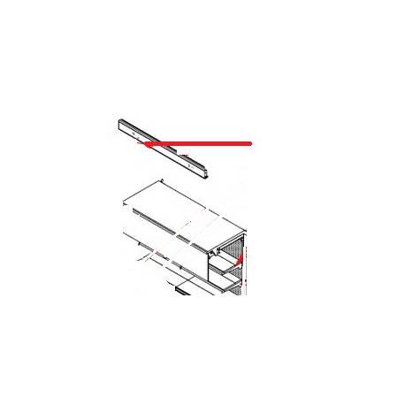 DECORATION FRONTALE SUPERIEUR - SKQ6671