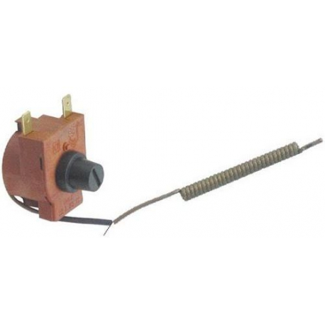 THERMOSTAT TMAXI 122°C CAPILAIRE 870MM BULBE:77MM íBULBE 6MM - TIQ61951
