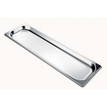 BAC GASTRO INOX 2/4 - H 100 MM - EVD6905