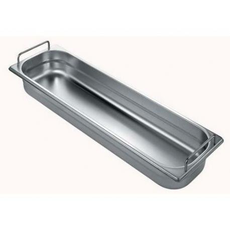 BAC GASTRO INOX 2/4 H 100 MM - EVD6939